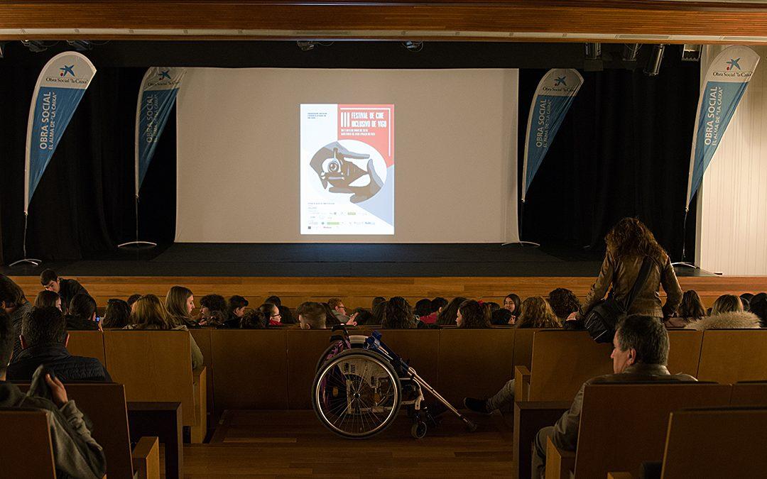 O Festival de Cine Inclusivo de Vigo celebrarase do 22 ao 26 de outubro